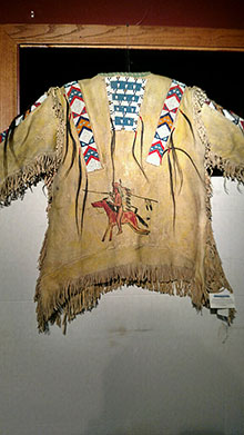 Native Battle Dress