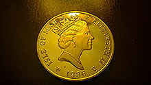 10oz Gold Coin